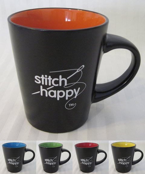 Stitch Happy Color Sips Mugs MAIN