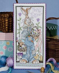Stand-Ups 010 Easter Bunny