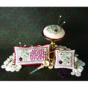 The Sweetheart Tree - Blackberries & Bees Trio Needlework Accessories THUMBNAIL