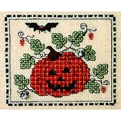 The Sweetheart Tree - Teenie Tweenie 173 Tiny Plaid Pumpkin