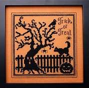 The Sweetheart Tree - Teenie Tweenie 184 Shades of Halloween