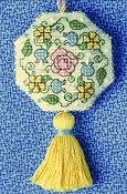 The Sweetheart Tree - Teenie Tweenie 209 Summer Flowers Fob THUMBNAIL