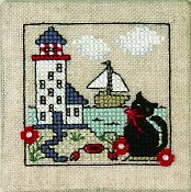 The Sweetheart Tree - Itty Bitty Kitty - At The Lighthouse THUMBNAIL