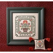 The Sweetheart Tree - Country Flowers Sampler Kit