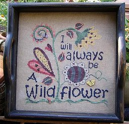 SamSarah Design Studio - I Will Always Be A Wildflower MAIN