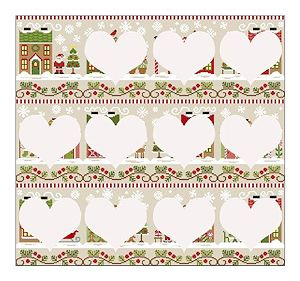 Country Cottage Needleworks - Santa's Village - Santa's House MAIN