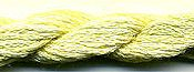 Dinky Dyes Silk Thread - 015 Lemon Lime