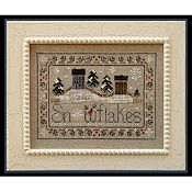 Little House Needleworks - Snowflakes
