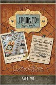 Lizzie Kate - Spooked Mystery Sampler - Part Two THUMBNAIL