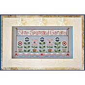 Country Cottage Needleworks - Star Spangled Garden THUMBNAIL