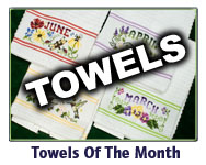 Towels of the Month