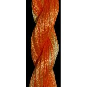 Threadworx Overdyed Floss 10721 Orange Swirl MAIN