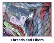 Embroidery Floss and Specialty Threads