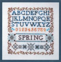 Turquoise Graphics & Designs - Mini Spring Sampler