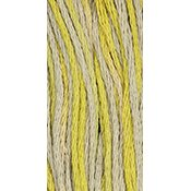 Weeks Dye Works Overdyed Floss 2216 Citron THUMBNAIL