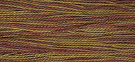 Weeks Dye Works #5 Pearl Cotton - 1326 Rust THUMBNAIL