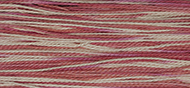 Weeks Dye Works #5 Pearl Cotton - 2248 Cherry Vanilla THUMBNAIL
