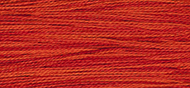 Weeks Dye Works #5 Pearl Cotton - 2268 Fire THUMBNAIL
