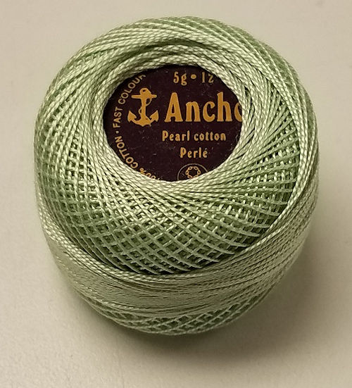 Anchor Pearl Cotton #12 Color 1042 MAIN