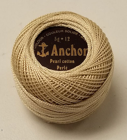 Anchor Pearl Cotton #12 Color 387 MAIN
