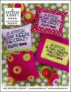 Amy Bruecken Designs - A Stitch A Day! MAIN