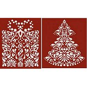 Alessandra Adelaide Needleworks - Christmas In White 1