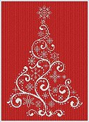 Alessandra Adelaide Needleworks - Special Christmas Tree 2014 - Sold Out