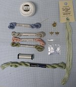 "Stoney Creek 2008 Stitching Jubilee Commemorative Sampler ""Jubilee Welcome"" Materials Pack"