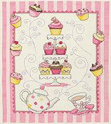 Anchor Kit - Cupcakes Sampler