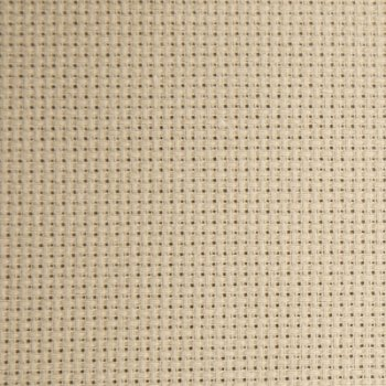 "Aida 14ct Beautiful Beige - Fat Quarter (18"" x 25"") THUMBNAIL"