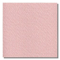 Aida 14ct Pink Cotton Candy Opalescent Stoney Creek