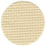 "14ct Lambswool Aida - 12 1/2"" x 36"" Cut - POM 500 Series Stitched As One Design"