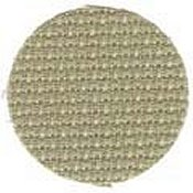 "Aida 14ct Sage/Summer Khaki - 18"" x 21"" Cut (Fat Quarter)"