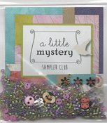 Lizzie Kate - A Little Mystery - Embellishment Pack
