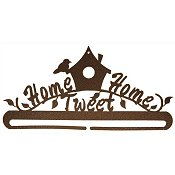 "Fabric Holder - 6"" Home Tweet Home (Copper) THUMBNAIL"