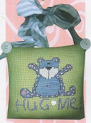 Amy Bruecken Designs - Baby Talk Hug Me MAIN