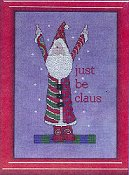Amy Bruecken Designs - Just Be Claus