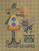 Amy Bruecken Designs - Kitty 4 Sale