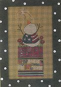 Amy Bruecken Designs - Monthly Snow People Series - Sandra Lea July Sampler