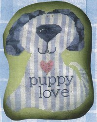 Amy Bruecken Designs - Puppy Love