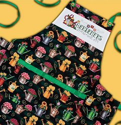 Watering Can Apron - Includes Chart!