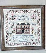 AuryTM Designs - Our First 20 Years - An American Style Sampler