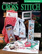 Cover photo of Autumn 2011 Stoney Creek Cross Stitch Collection magazine