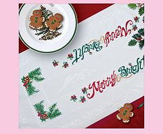 Merry & Bright Table Runner