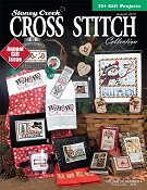Cover photo of Autumn 2012 Stoney Creek Cross Stitch Collection magazine_THUMBNAIL