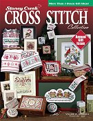 Cover photo of Autumn 2013 Stoney Creek Cross Stitch Collection magazine