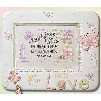 Little Love Baby Girl Frame - Sold Out/Discontinued
