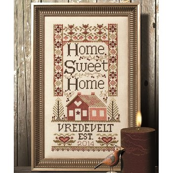 Custom Frame - Home Sweet Home THUMBNAIL