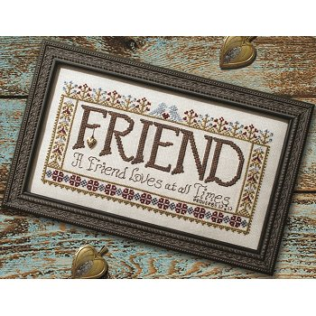 Custom Frame - Friend Loves