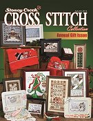 Cover photo of Autumn 2014 Stoney Creek Cross Stitch Collection magazine
